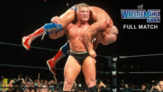 Брок Леснар vs. Кърт Енгъл - WWE Title Match: WrestleMania XIX (Целият мач)