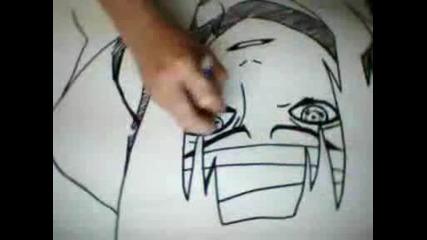!sasuke! Drawing