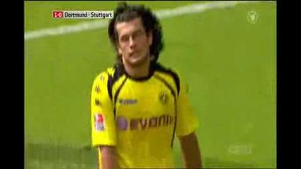 Borussia Dortmund - Vfb Stuttgart 1:1