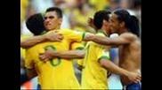 Kaka And Ronaldinho