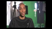 Gillette - Tiger Woods Thierry Henry, Roger