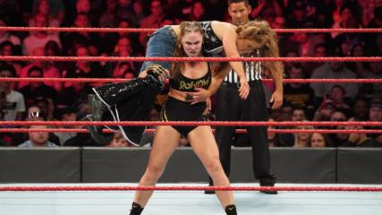 Ронда Раузи срещу Мики Джеймс -  Първична сила 19.11.2018