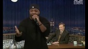 Лудак имитира невероятно Dmx, Snoop Dogg, Jay - Z & Ll Cool J