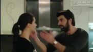 Kara Para Ask - 22 епизод Елиф и Йомер Bg sub