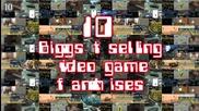 10 Най Скъпи Игри В Света