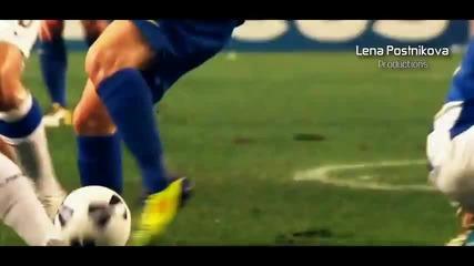 Cristiano Ronaldo vs Lionel Messi-skills & Goals 2011-2012