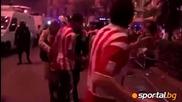 Погроми и бой в Мадрид след триумфа
