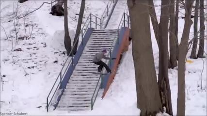 Snowboard Tricks - Сноуборд трикове