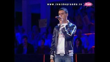 Darko Martinović - Zavet (Zvezde Granda 2010_2011 - Emisija 25 - 26.03.2011)