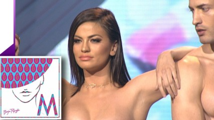 Milica Pavlovic - Baja Papaja - Stage Performance - (TV Prva 26.03.2017.)