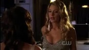 Gossip Girl 3x07 How To Succeed At Bassness Blair, Chuck and Serena