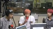 [radio] Btob - When I was Your Man Booms Young Street 130827