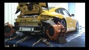 Порше Switzer 911 Turbo Dyno 800 коня