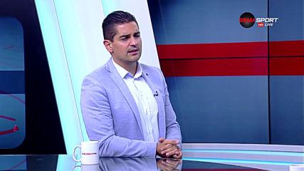 Адвокат Радостин Василев за трансферите във футбола у нас и в Европа Европа