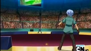 Beyblade Metal Fusion Hyoma vs Reiji