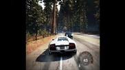Nfs Hot Pursuit Gameplay on 8800gs - 2