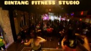 Zumba Chupa Song By Andrea Ft Costi- Zumba Routine At Bintang Fitness Studio Sangatta Kaltim