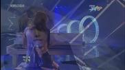 Park Hyo Shin - After Love [music Bank 30.10.2009]