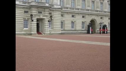 Смяна на Караула - Бъкингамския дворец - Лондон