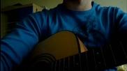 The Cab - Bad кавър китара Радостин Кузманов