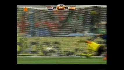 Wordcup 2010 Испания - холандия 1:0