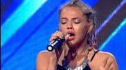 Дарина Йотова - X Factor (08.10.2015)