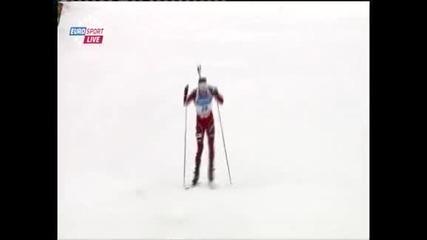 Свендсен спечели старта в Руполдинг, Анев е 45-и