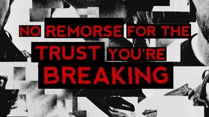 Linkin Park - Blackout [lyrics Video] Hd
