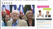 France's Jean-Marie Le Pen Pulls Out of Regional Vote