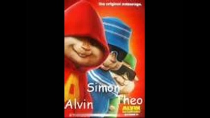 Yeah - Chipmunks parody Usher