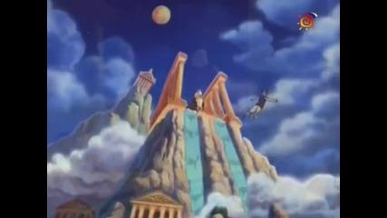 Воины мифов [24 серия - Андрокл и лев]