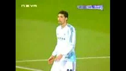 Levski - Schalke 04 Half1