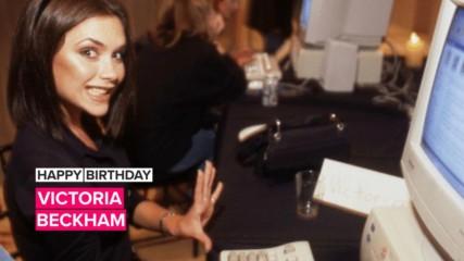 Виктория Бекъм на 46 г.: Виж най-готините ѝ моменти в Spice Girls!