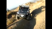 Offroad with 1979 Mercedes G - Class G280
