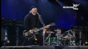 Metallica Enter Sandman James Hetfield vocal change 1991-2016