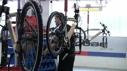 Cube Bikes - Production & Logistics