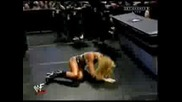 Wwe - Jeff Hardy Kisses Stacey