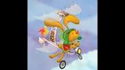 Летящият Заек.весело Детско Стихче
