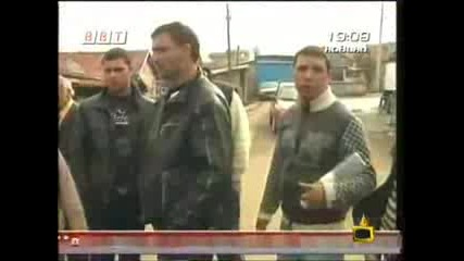 Господари на ефира - Пенсионери и роми срещу Бойко Борисов