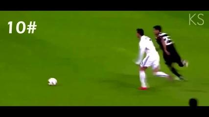 Cristiano Ronaldo - Top 10 Goals Real Madrid Hd
