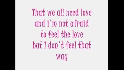 Rihanna - Te Amo Lyrics / Текст