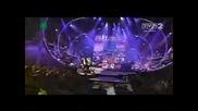 Måns Zelmerlöw - Cara Mia & Maniac (live)