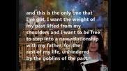 Michael Jackson - речта в Оксфорд 2001 част 4