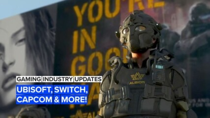 Gaming Industry Updates: Ubisoft, Switch, Capcom and more!