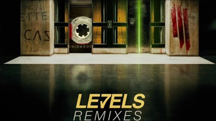 Avicii - Levels (skrillex Remix) [official Studio Version]