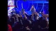 Александра Жекова - Рок концерт - 27.04.09 - Music Idol 3
