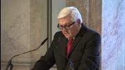 "Germany: ""Dialogue with Turkey is essential"" - Steinmeier"