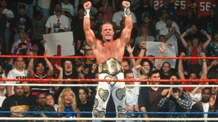 Shawn Michaels' championship victories: WWE Milestones
