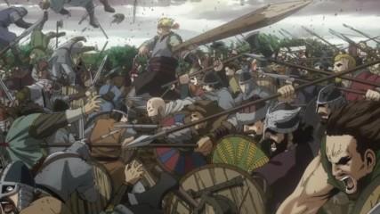 [ Bg Sub] Vinland Saga - 10 [ Otakubg]