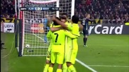 Аякс 0:2 Барселона 05.11.2014